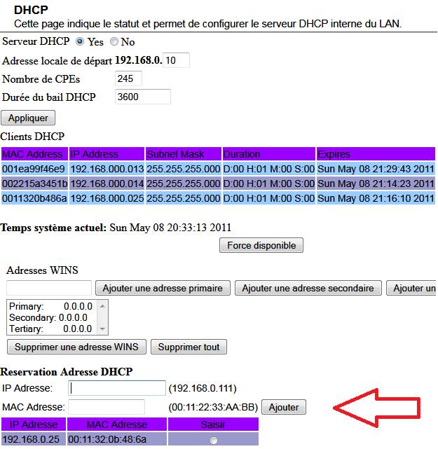 Configuration_routeur_numericable_adresse_IP_permanente