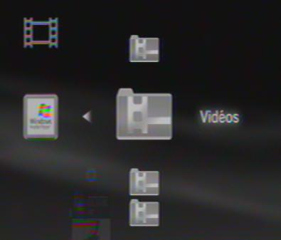 PS3 dossier vidéo