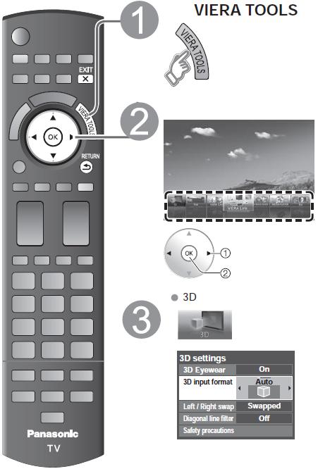 Reglages_3D_Panasonic_VT20_GT20