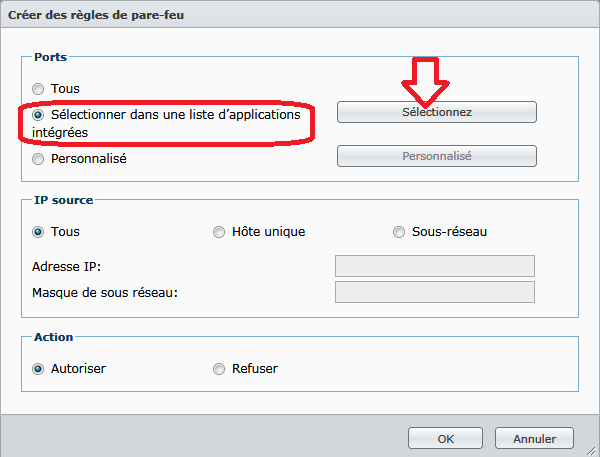 Synology_configuration_du_pare-feu_creation_regle