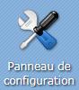 Synology icône panneau de configuration