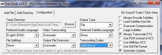 mkv2vob_transcode_configuration