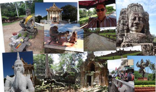 Le Cambodge est un pays magnifique